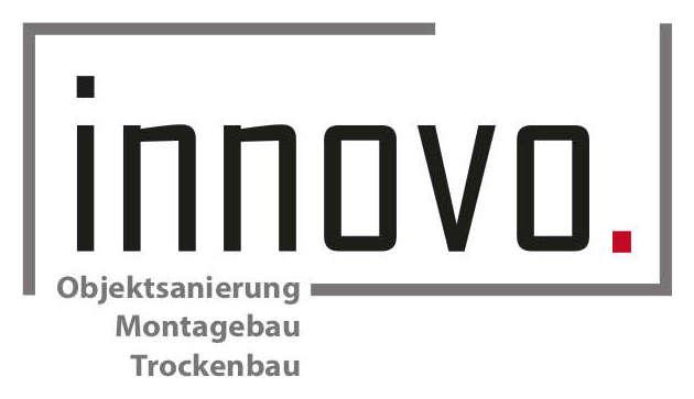 Logo Innovo Objektsanierung Montagebau Trockenbau